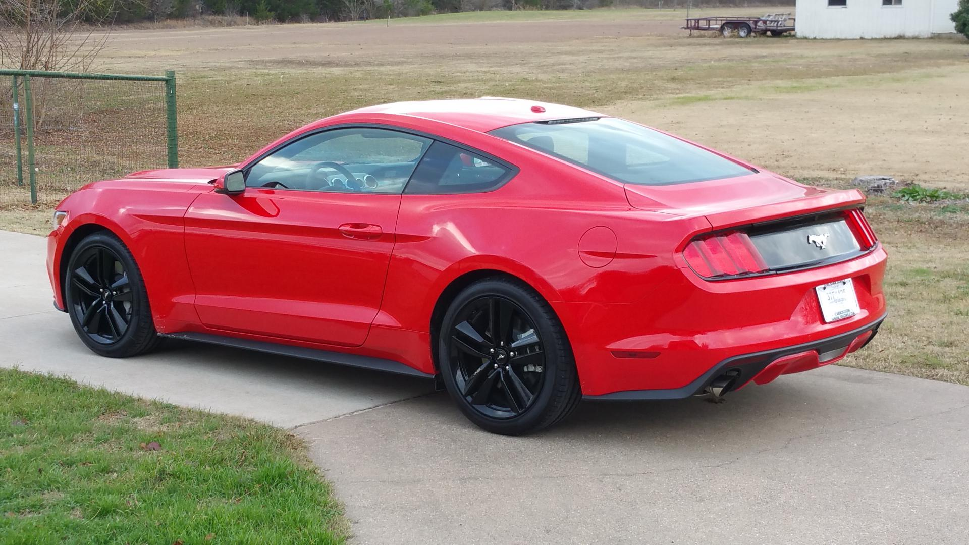 Wel e to ecoboostmustang please post an introduction