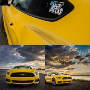 Yellow 2016 Ecoboost